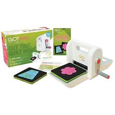 AccuQuilt GO! Baby Fabric Cutter Starter Set 55600
