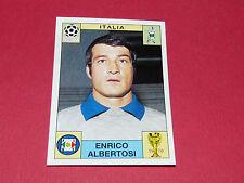 44 ALBERTOSI ITALIA 1970 MEXICO 70 FOOTBALL PANINI WORLD CUP STORY 1990 SONRIC'S
