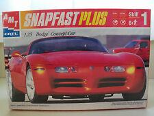 AMT / ERTL DODGE COPPERHEAD CONCEPT CAR SNAPFAST PLUS MODEL KIT (SEALED)