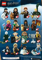 LEGO Harry Potter Series 1 Minifigures Choose a NEW RE SEALED CMF 71022 Set