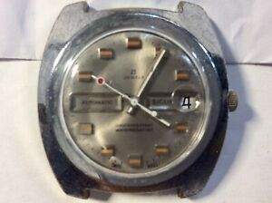 SICURA breitling  Square Automatic 70's Vintage Men's Watch
