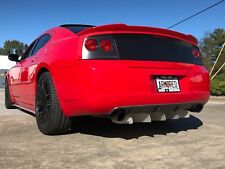 2005-2010 Dodge Charger Rear Wind Diffuser - All Trim Levels