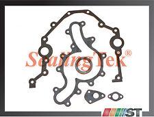 Fit 97-11 Ford 4.0L SOHC V6 Engine Timing Cover Gasket Set kit w/ front oil seal