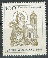 Bund MiNR 1762 1000. Todestag des hl. Wolfgang postfrisch **