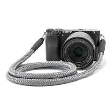 Kameragurt dunkelgrau - Kamera Camera Strap Schultergurt Tragegurt - charcoal