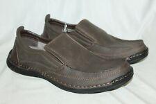 NEW Izod Men's Thomas Memory Foam Shoes Brown 1395806 Size 8