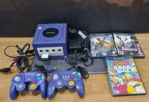 Nintendo gamecube console bundle