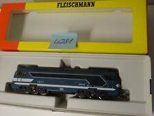 Fleischmann HO Art 4281   E-Lok BR  68 006 der SNCF     /OVP