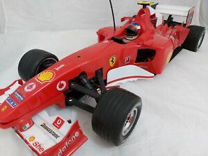 DeAgostini Kyosho Verbrenner Ferrari F2004 Formel 1 Rennwagen / 1:8 mit R/C / F1