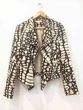 Designer Witchery Size 10 Stunning Print Women's Jacket