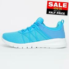 Lonsdale Epic Flexlite Ultra Womens Fitness Gym Workout Jogging Trainers Blue
