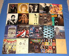 THE WHO+ ROGER DALTREY+ PETE TOWNSEND---20 ALBUMS--LIVE AT LEEDS+ WHO ARE YOU?