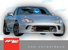 For Miata 98-05 Mazda WZ wizdom Fiberglass Side Skirts body kit WZ-181S