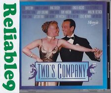Doris Day+Donald O'Connor+Judy Garland+Fred Astaire -Two's Company CD -2003 UK