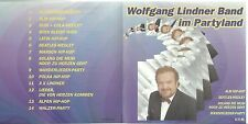 WOLFGANG LINDNER BAND CD: IM PARTYLAND/BEATLES-MEDLEY ALPENROCK-MEDLEY++