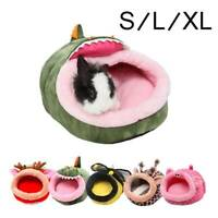 Pet House Guinea Pig Ferret Hamster Hedgehogs Rabbit Dutch Rat Small Animal Bed,
