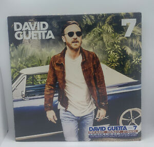 DAVID GUETTA -7 Double Lp New