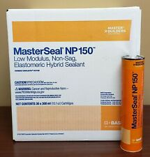 **SALE**MasterSeal NP 150 Hybrid Sealant - 30/case Medium Bronze. Free Shipping!