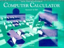 Computer Calculator : Macintosh & IBM
