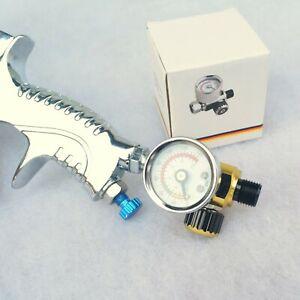 1 X Air Régulateur Jauge Psi Barre Spray Pistolet for SATA Iwata Devilbiss