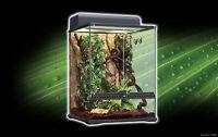 "Exo Terra Rainforest Habitat Kit 18"" x 18"" x 24"" PT2662"