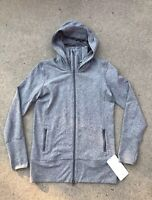 LULULEMON Stride Jacket II Women's Size 10 Heathered Gray NEW w/Tags $118