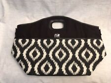 New listing New with Tags Dsw Exclusive Cooler Beach Tote Bag Black Ikat Print