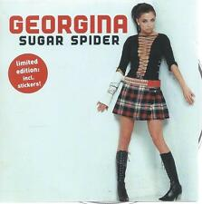 CD album  GEORGINA VERBAAN - SUGAR SPIDER + VIDEOCLIPS ( HOLLAND POP)