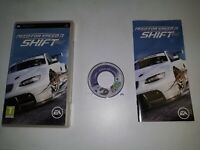 PSP NEED FOR SPEED SHIFT Sony Playstation PSP Game  *
