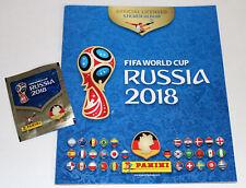 PANINI WC WM Russia 2018 VERSION GERMANY 682-LEERALBUM EMPTY ALBUM vuoto compres...