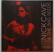 Nick Cave & the Bad Seeds - Bizarre Festival 1996 2LP limited edt. NEU/SEALED