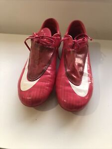 Nike Mercurial Vapor IV Football Boots SG Size 10 UK