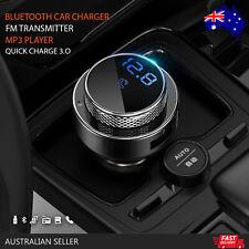 Handsfree Wireless Bluetooth Car MP3 Music Player FM Radio Transmitter Adapter