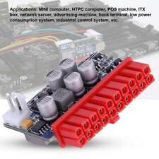 12V 20pin DC-ATX 90W Pico PSU Input Switch ATX MINI ITX Power Supply Module