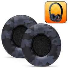 Beats Solo Replacement Ear Pads - Fits Beats Solo 2 & 3 Wireless - Black Camo