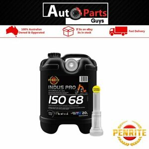 Penrite Indus Pro Hydraulic Oil ISO 68 20L   PROHYD68020