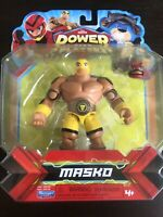 Zag Heroez Power Players MASKO Action Figure Cartoon Network Sealed