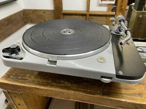 Thorens TD 124 / 11 TD124 Turntable Record Player Vintage Sme 3009 Tonearm
