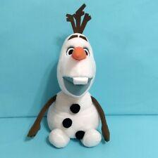 "New ListingDisney Store Olaf Plush Stuffed Animal Toy Frozen Snowman 13"""