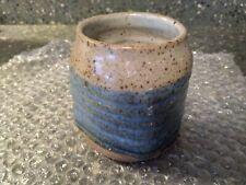 Vintage  Stoneware Studio Art Pottery Vase unsigned