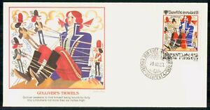 Mayfairstamps HUNGARY FDC 1979 COVER GULLIVER'S TRAVELS wwm28427