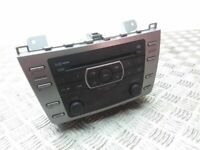 Mazda 6 2009 Radio/ CD/DVD GPS head unit GS1F669RXA RAG15349