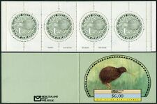 New Zealand 918a booklet,MNH.Michel 1047 MH. Birds 1988.Kiwi.