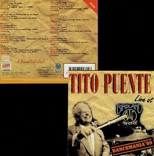 TITO PUENTE  dancemania '99  LIVE AT BIRDLAND