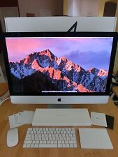 "Apple 27"" iMac with Retina 5K Display  Intel Core i7 1TB SSD 32GB RAM Mouse etc."