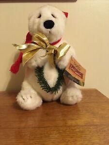 """Dakin Lou Rankin Holiday Fairbanks Polar bear 9"""""""