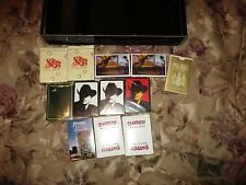 12 Decks Of Playing Cards New Most In Wrapper Pall Mall Marlboro Man Stardust