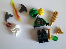 Nuovo di Zecca LEGO NINJAGO Lloyd minifigura dal Set 70601