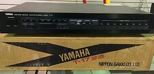 Yamaha Natural Sound T-17 AM/FM Stereo Tuner BRAND NEW IN BOX!