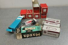 Job lot of projector bulbs and slide transparency frames